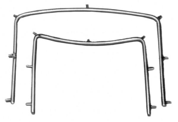 HSH 172-02, Kofferdam-Rahmen