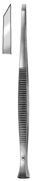HSK 266-03, Flachmeissel