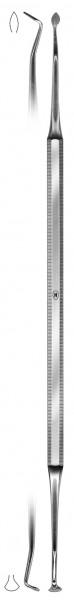 HSH 055-00, Amalgam Schnitzinstrument