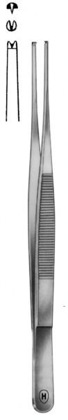 HSC 206-16, Chirurgische Pinzette
