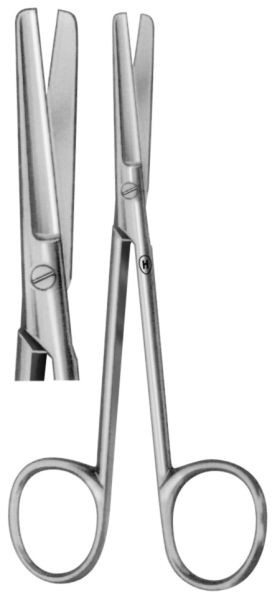 HSB 016-11, Zahnfleischschere