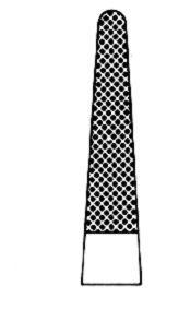 HSD 249-18, Nadelhalter