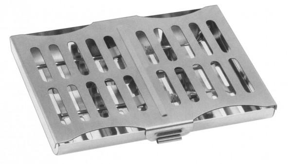 HWM 102-10, Instrumenten-Halterung