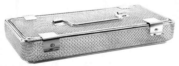 HSM 308-50, Sterilisationstray