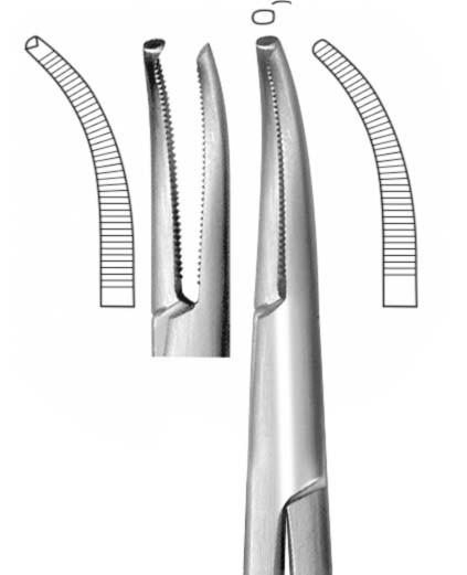 HSE 953-12, Ligaturinstrument