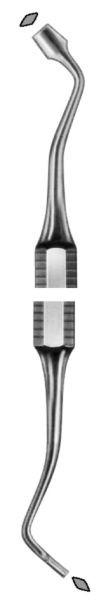 HSH 024-04, Instrument für plastische Füllungen