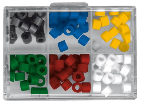 HSJ 304-50, Farbmarkierungsringe, Blau