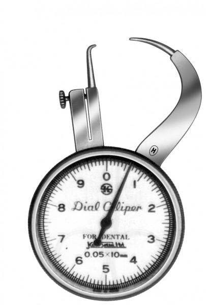HSL 250-00, Zehntel-Maß-Uhr