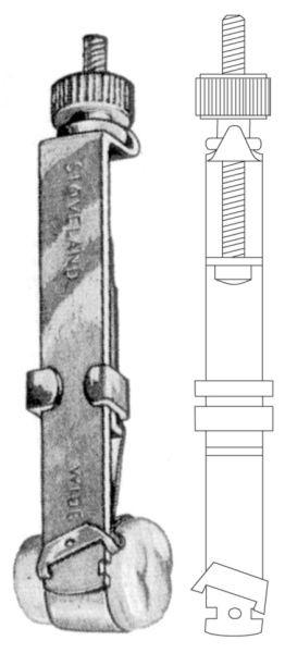 HSH 138-04, Matrizenspanner