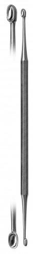 HSK 118-02, Scharfer Löffel