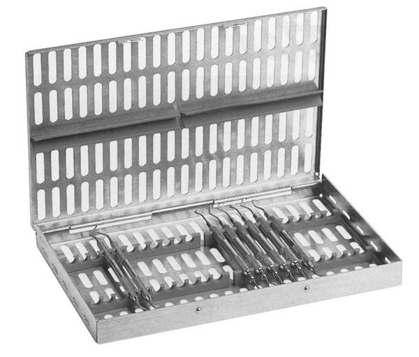 HWM 106-22, Instrumenten-Halterung