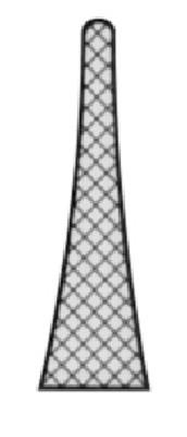 HSD 004-17, Nadelhalter