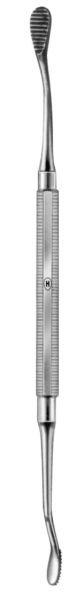 HSK 081-01, Knochenfeile