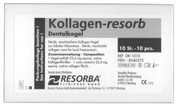 HSD DK-1010, KOLLAGEN-resorb