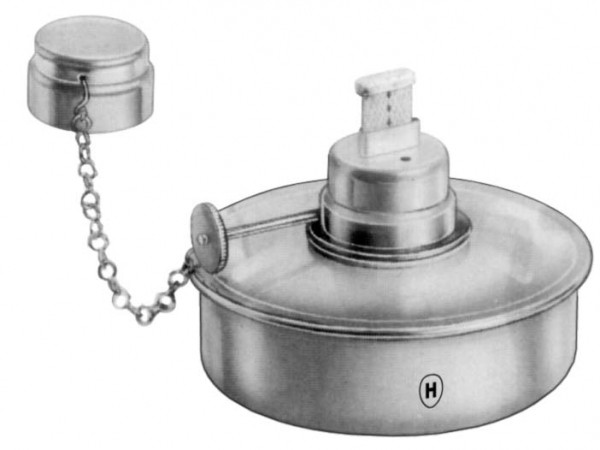 HSN 303-12, Spirituslampe (Ersatzdocht)