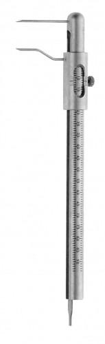 HSK 396-10, Messschieber