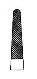 HSD 248-16, Nadelhalter