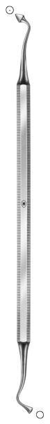 HSH 052-00, Amalgam Schnitzinstrument