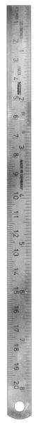 HSL 252-15, Meßlineal