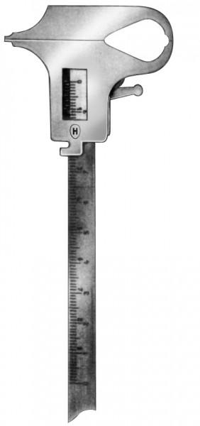 HSL 247-00, Meßinstrument