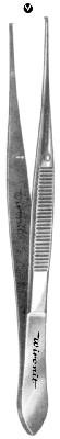 HWC 216-11, Chirurgische Mikro-Pinzette