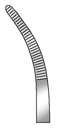 HSE 045-14, Arterienklemme