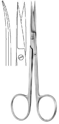 HSB 023-12, Präparierschere