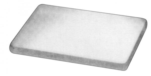 HSL 751-00, Glasplatte