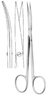 HSB 127-14, Präparier- und Nahtschere