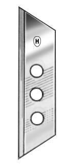 HSL 166-00, Kronenaufschneidezange