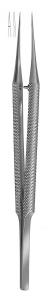 HSC 261-15, Anatomische Mikro-Pinzette