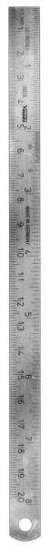 HSL 252-20, Meßlineal