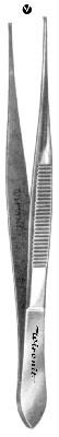 HWC 214-11, Chirurgische Mikro-Pinzette