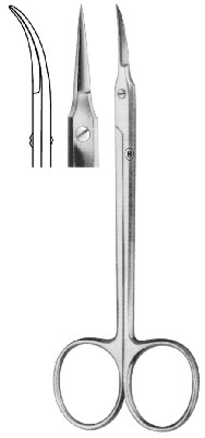 HSB 021-11, Präparierschere